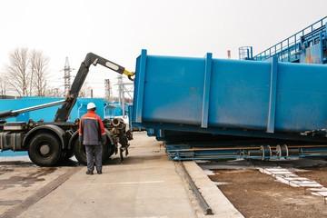 Oil-rig-truck-Hazardous-Waste-Disposal-Solutions